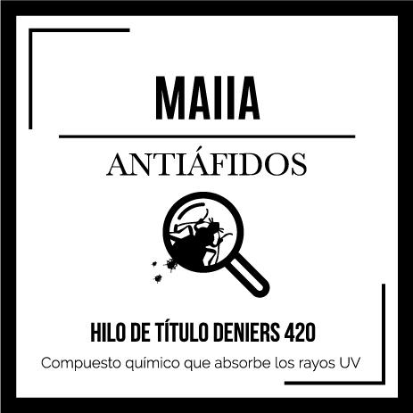 Antiáfidos | 25x25 Pulg2