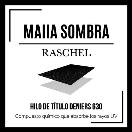 Raschel | 95%